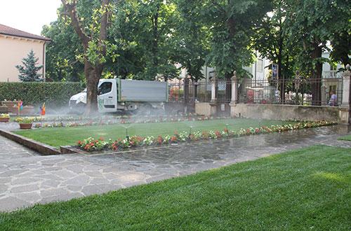 Victor aree verdi giardiniere verona giardinieri for Giardinieri verona